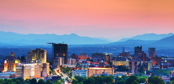 Asheville North Carolina Relocation Information