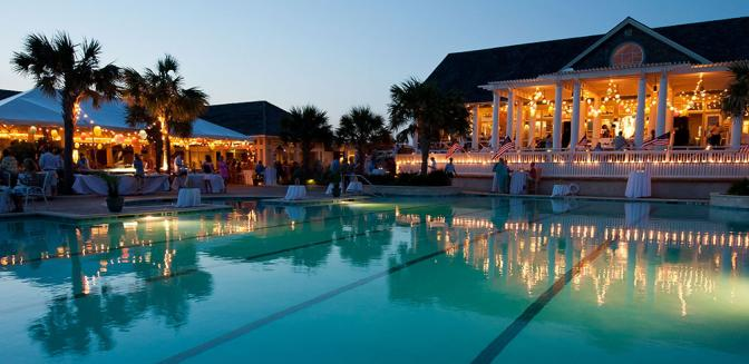 Bald Head Island Swimming Pool