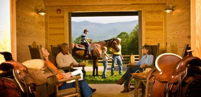 Balsam Mountain Equestrian Center