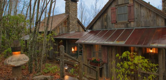 Balsam Mountain Preserve Boarding House Cabins