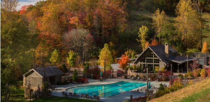 Balsam Mountain Preserve Ruby Valley Sports Club