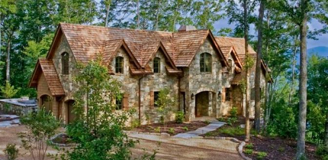 Balsam Mountain Preserve Custom Homes WNC