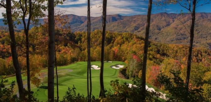 Balsam Mountain Preserve Golf Course NC