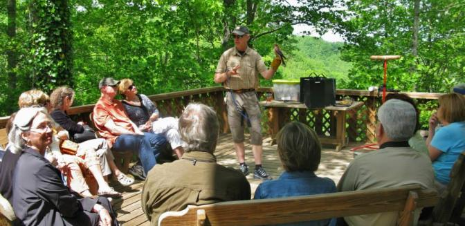 Balsam Mountain Preserve Trust Talks