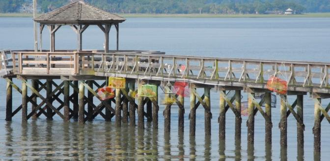 Beaufort County Real Estate Callawassie Island Fishing Docks
