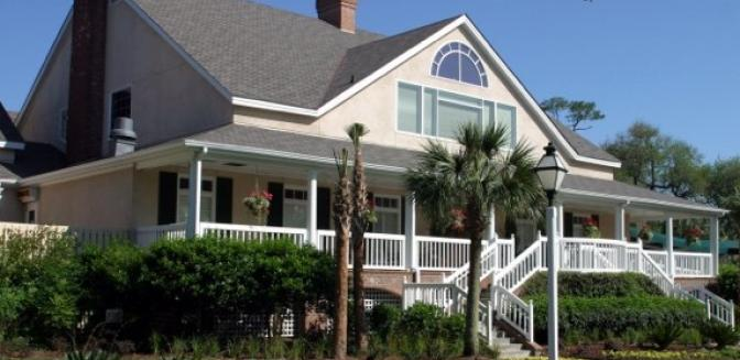 Beaufort County Real Estate Callawassie Island Golf Clubhouse