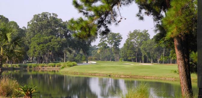 Beaufort County Real Estate Callawassie Island Golf Course