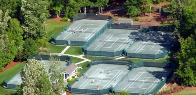 Beaufort County Real Estate Callawassie Island Tennis