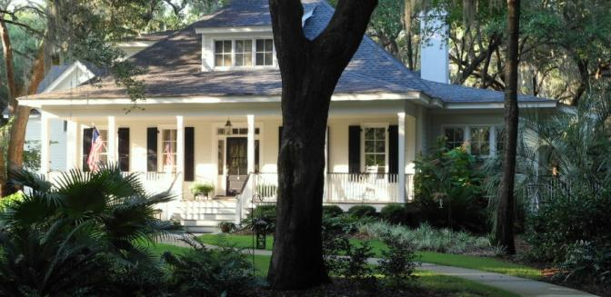 Beaufort County Real Estate Coosaw Point Home Styles