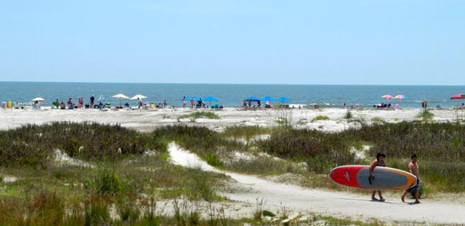 Beaufort County Real Estate Fripp Island Beaches