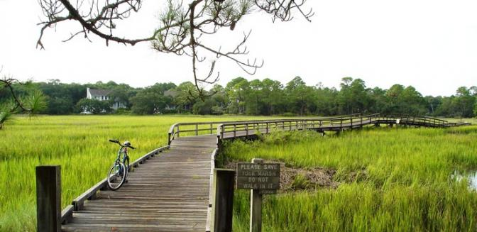Beaufort County Real Estate Fripp Island Bicycle Paths