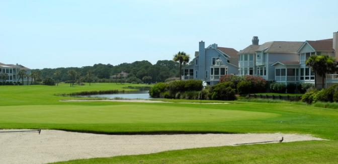 Beaufort County Real Estate Fripp Island Golf Course Homes