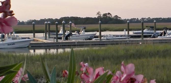 Beaufort County Real Estate Fripp Island Marina