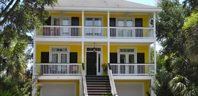 Beaufort County Real Estate Fripp Island Townhomes