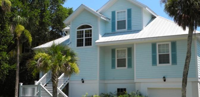Beaufort County Real Estate Fripp Island Waterfront Homes
