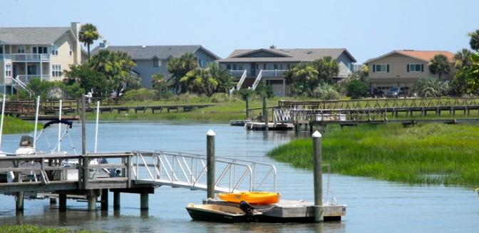 Beaufort County Real Estate Fripp Island Waterfront Townhomes
