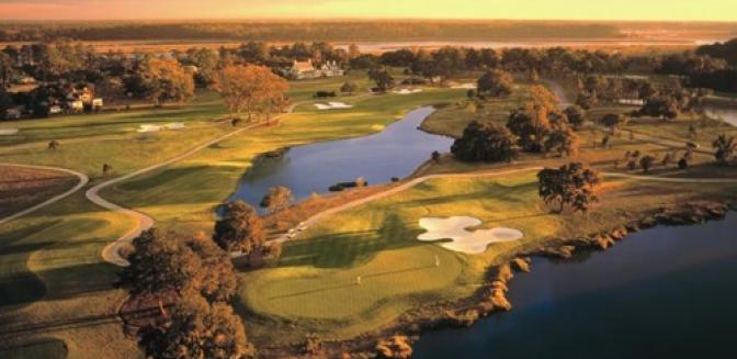 Beaufort County Real Estate Oldfield Golf Course