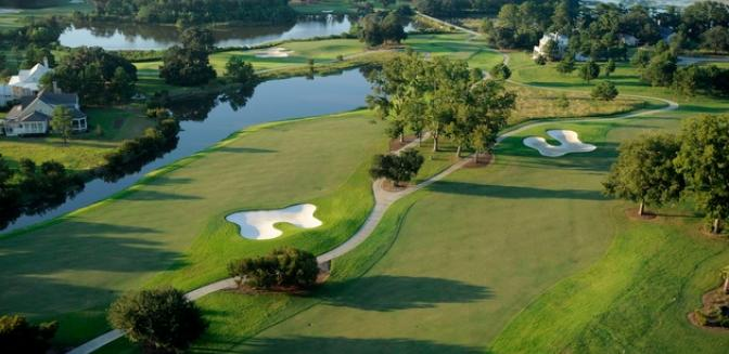 Beaufort County Real Estate Oldfield Golf Course Homes