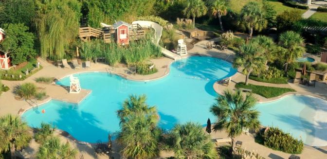 Beaufort County Real Estate Oldfield Swimming Pool