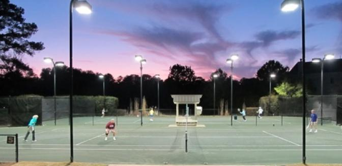 Beaufort County Real Estate Oldfield Tennis