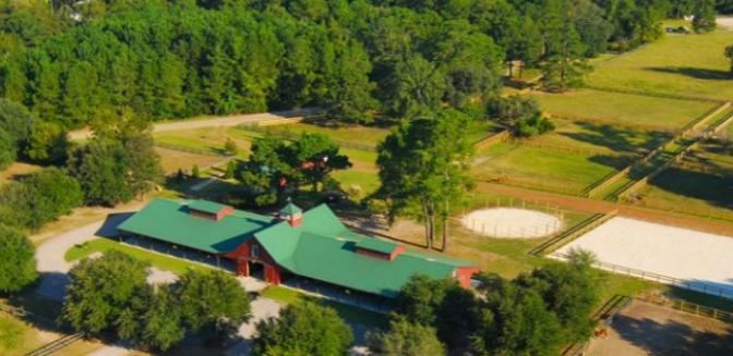 Beaufort County Real Estate Spring Island Equestrian Community