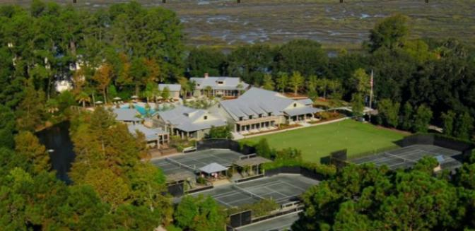 Beaufort County Real Estate Spring Island Tennis And Fitness Complex
