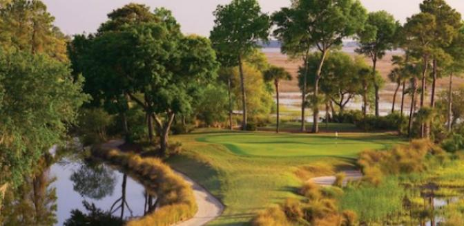 Beaufort County Real Estate Spring Island Golf