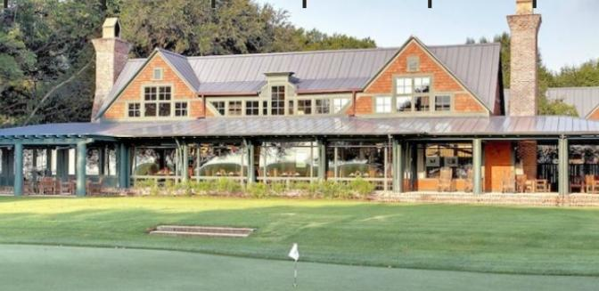 Beaufort County Real Estate Spring Island Golf Clubhouse