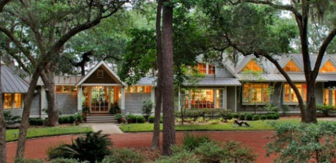 Beaufort County Real Estate Spring Island Homes