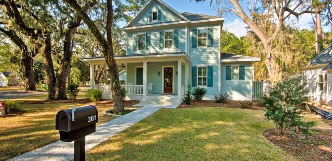 Beaufort South Carolina Real Estate D