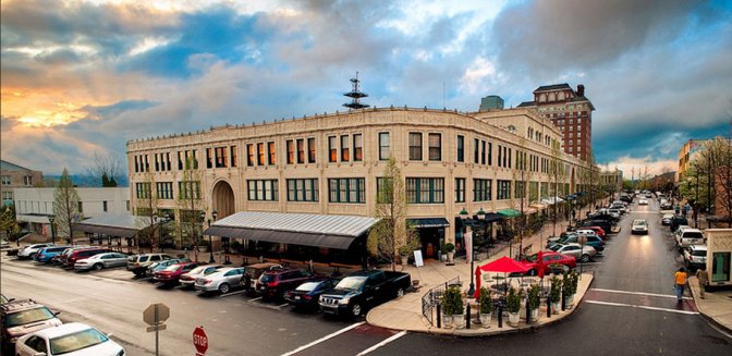Best Of Asheville Grove Arcade