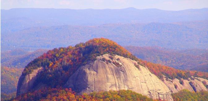 Best Of Asheville Looking Glass Rock