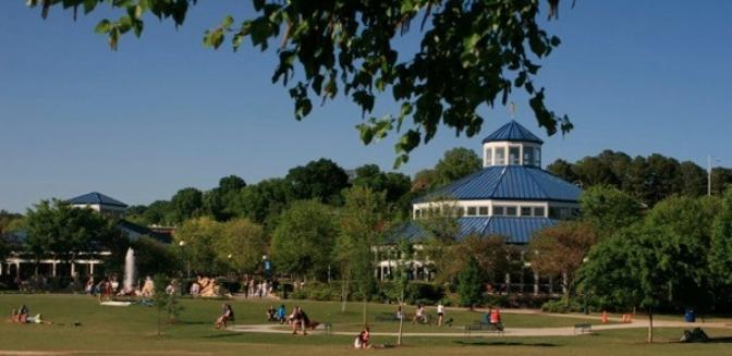 Best Of Chattanooga City Parks