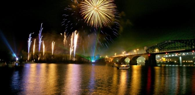 Best Of Chattanooga Fireworks