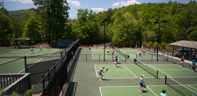 Big Canoe GA Pickleball