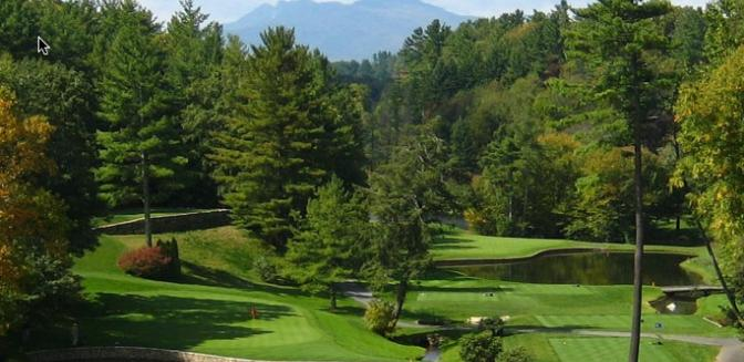 Blowing Rock NC Golf Course