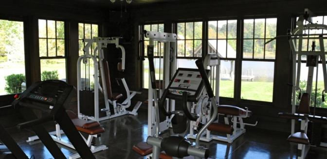 Blowing Rock SweetGrass Fitness Center
