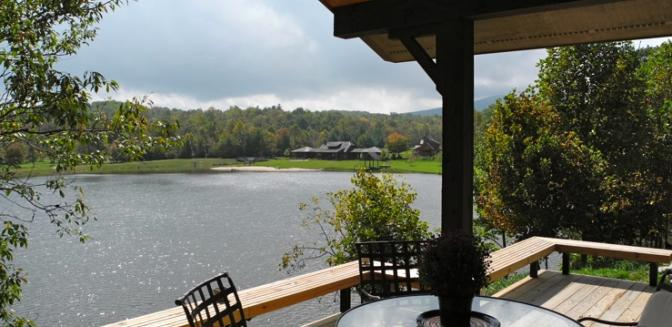 Blowing Rock SweetGrass Lake Homes