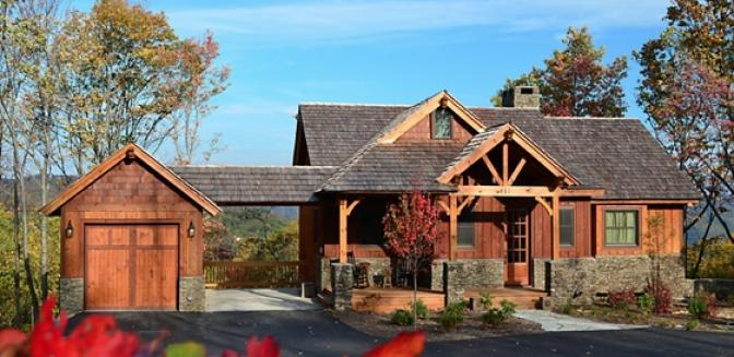 Blue ridge mountain club blowing rock nc real estate for Cottage builders nc
