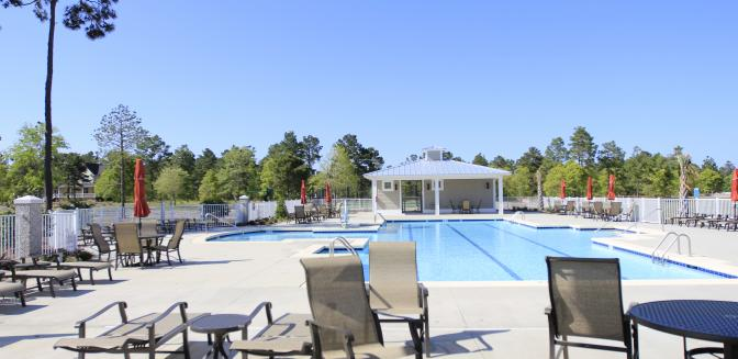 Bluffs On The Cape Fear Swimming Pool