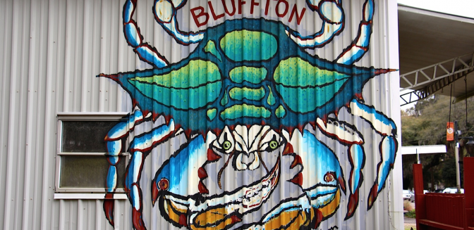 Bluffton SC Crab Shack