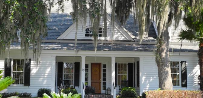 Bluffton SC Homes Colleton River Plantation Club Golf Cottage