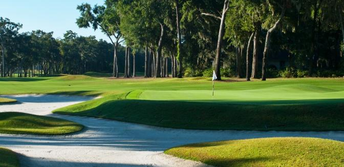 Bluffton SC Homes Colleton River Plantation Club Golf Course