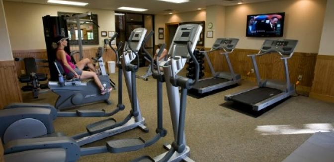 Boone Real Estate Echota Fitness Center