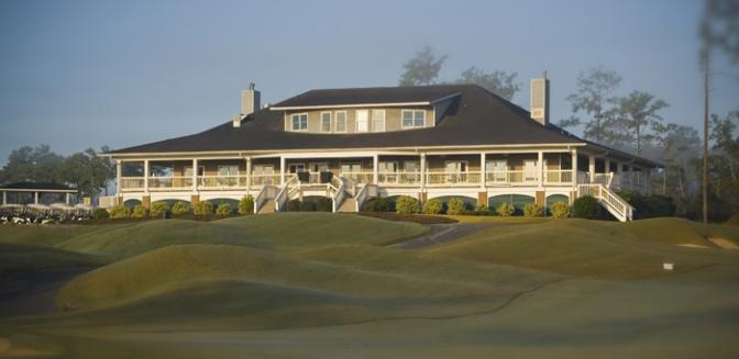 Brunswick County NC Real Estate Rivers Edge Golf Clubhouse