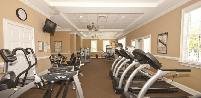 Brunswick County NC Real Estate Rivers Edge Fitness Center