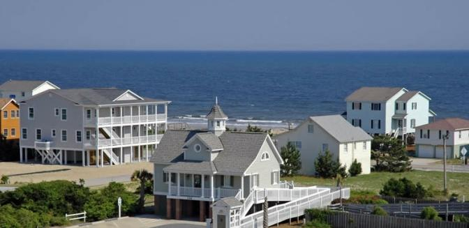 Holden Beach vacation homes