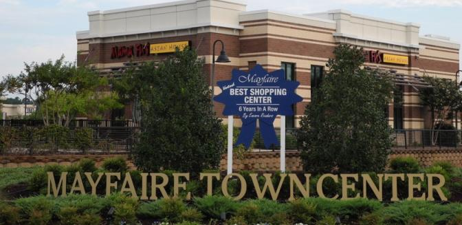 Brunswick County Real Estate Mayfaire Towncenter