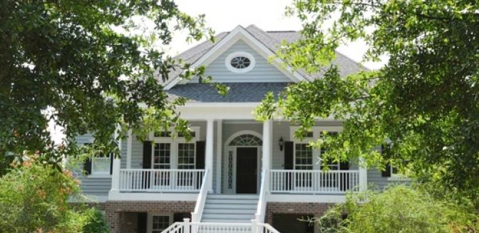 Brunswick County Real Estate SeaScape At Holden Cottage