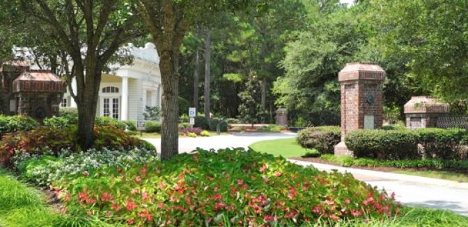 Brunswick County Real Estate SeaScape At Holden Gated Entrance
